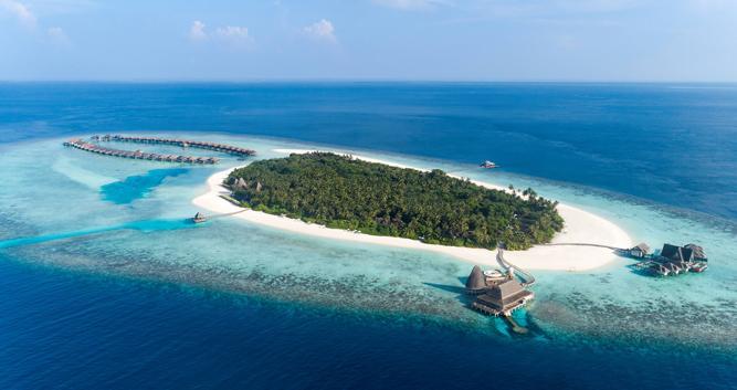 Copyright Anantara Kihavah Maldives Villas