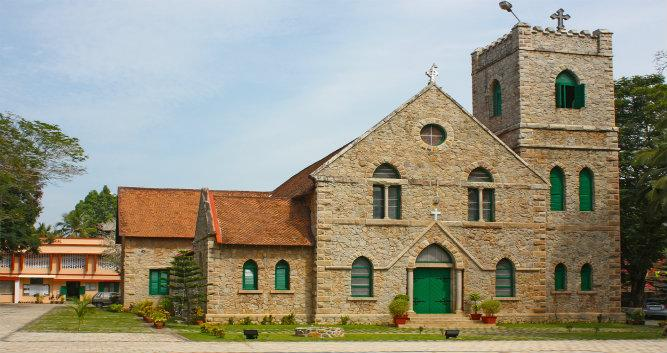 Church, Trivandrum, South India