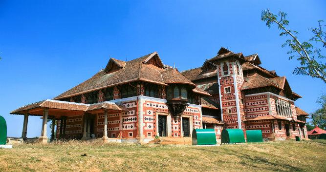 Local museum, Trivandrum, Southern India