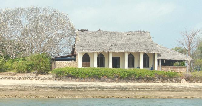 Mafia Island Marine Park