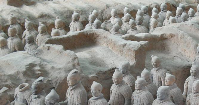 3. The Terracotta Warriors, Xian in Luxury China Travel