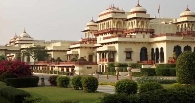 Taj Rambagh Palace
