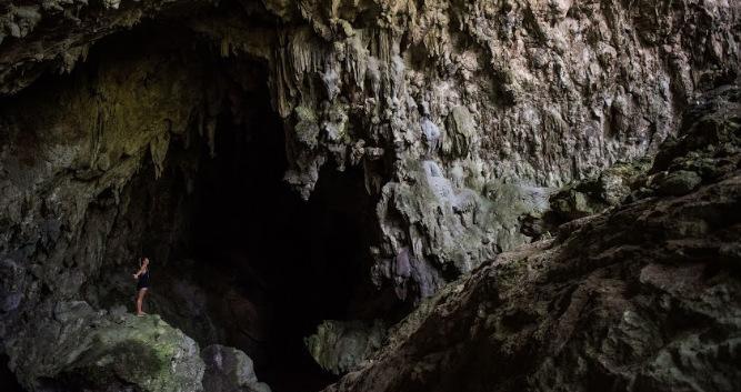 Lanquin Caverns