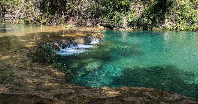 Semuc Champey National Park