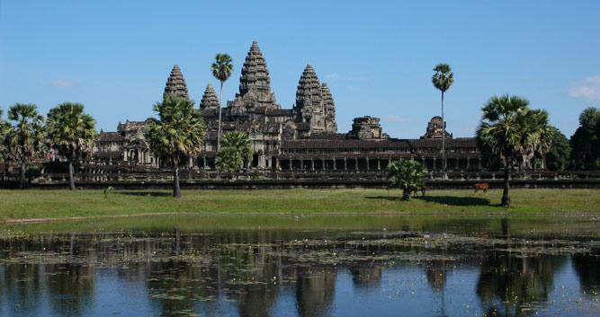 Angkor Wat, Near Siem Reap, Cambodia