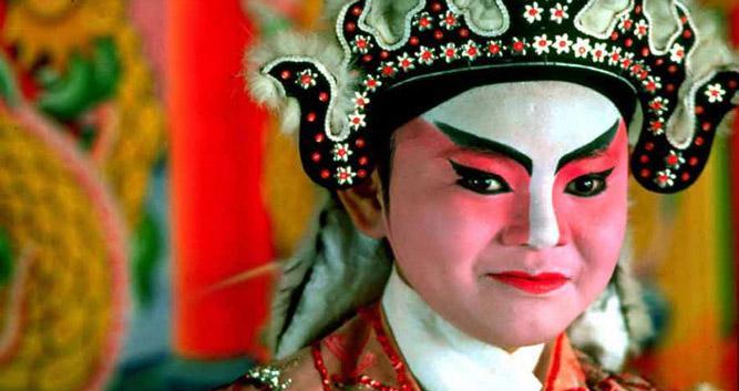 Beijing Opera Mask, Beijing, China