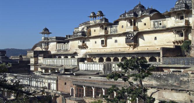 Bundi Palace, Bundi, India