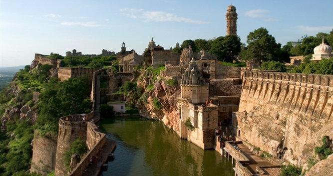 Chittogarh Fort, Chiitgarh, India