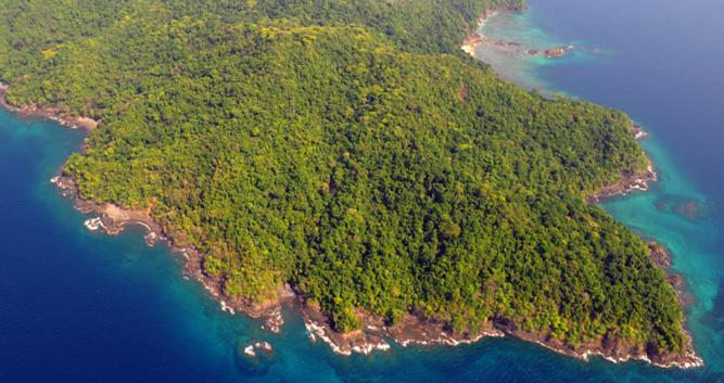 Coiba National Marine Park