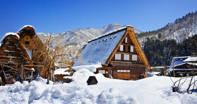 Cottage at Gassho-zukuri Village-Shirakawago - Luxury Japan Tours