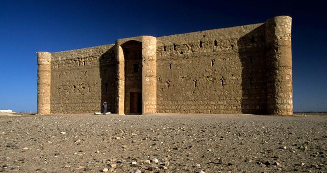 Desert Castles
