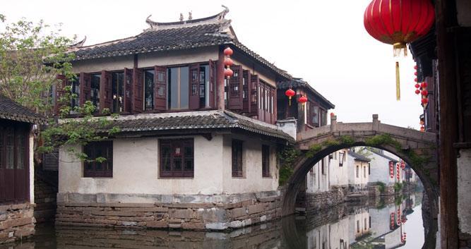 Water Village 2 near Suzhou in Luxury China Travel