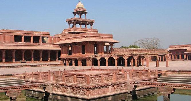 Fatephur Sikri, India