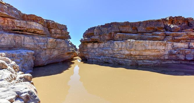 Fish River Canyon Park