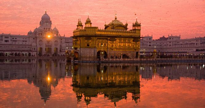 Golden Temple, Amritsar, India_