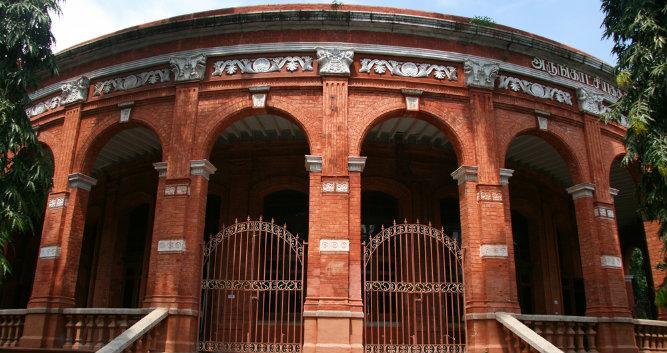 Government museum, Chennai, India