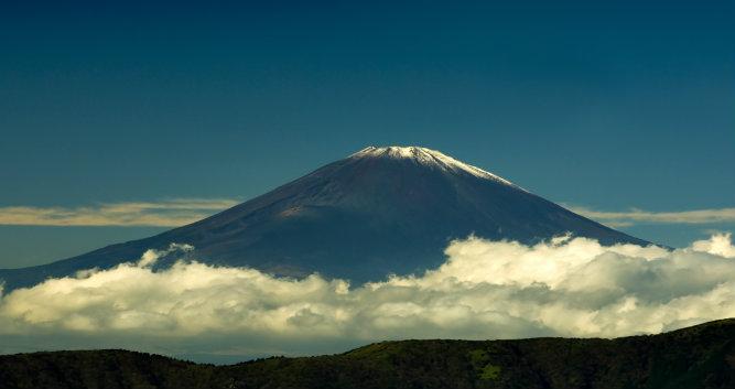 Fuji view from Hakone - Luxury Japan Tours