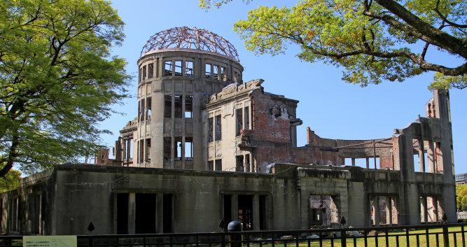 Peace Memorial - Hiroshima - Luxury Japan Tours