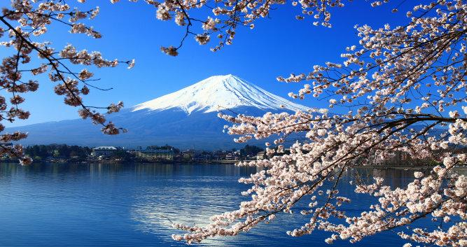 Mount Fuji - Lake Kawaguchi - Luxury Japan Tours