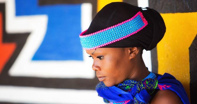 Johannesburg fashionista