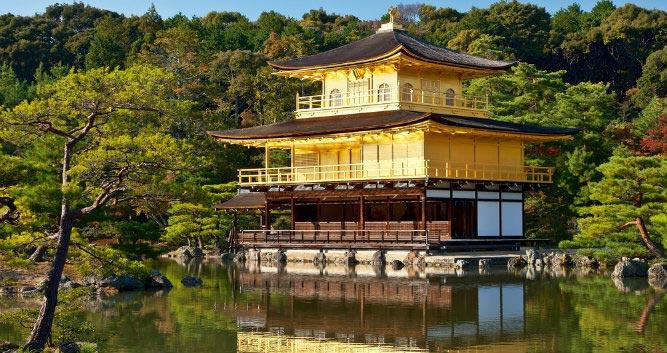 Kyoto-Kinkakuji-Temple-(The-Golden-Pavilion)