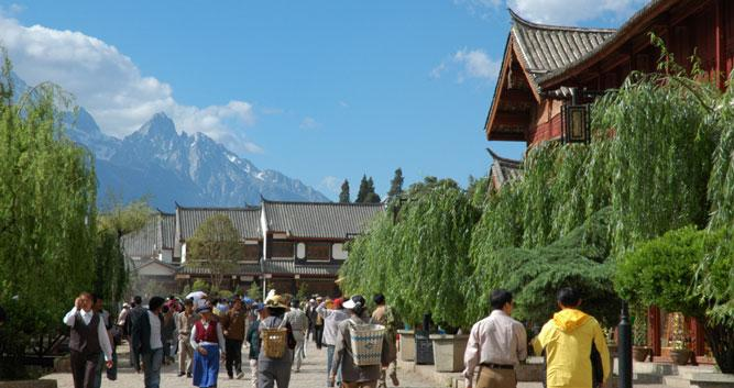 Lijiang Old Town, Yunnan, China