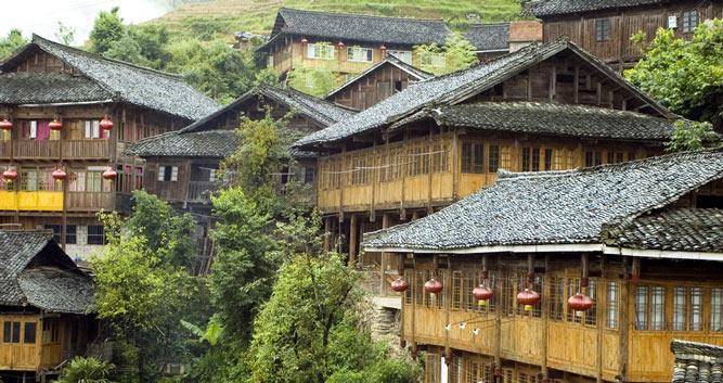 Longshan-near-Guilin-China
