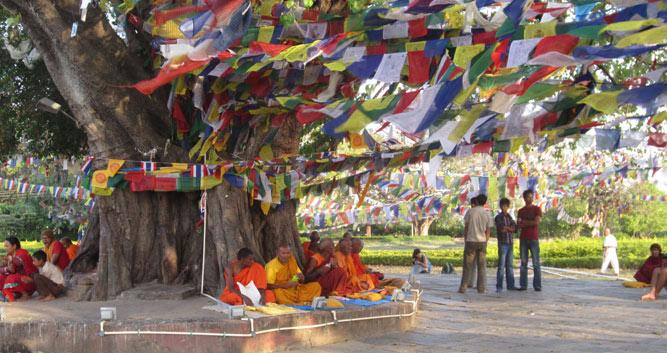 birth-place-of-Lord-Buddha-Lumbini - Luxury-Nepal-Holidays