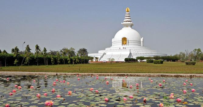 Lumbini-birth-place-of-Lord-Buddha - Luxury-Nepal-Holidays