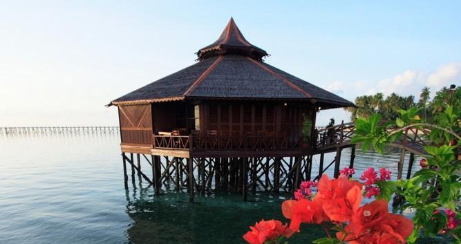 Mabul Island Resort, Sabah, Borneo