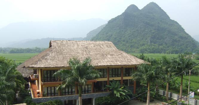 Mai Chau Lodge, Mai Chau, Vietnam