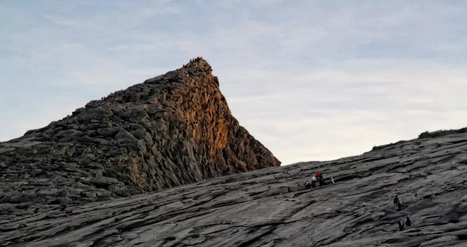 Low peak, Mount Kinabalu, Borneo
