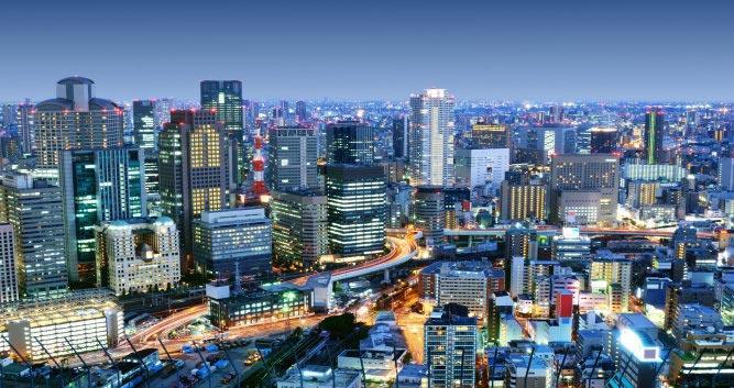 Downtown - Osaka - Luxury Japan Tours