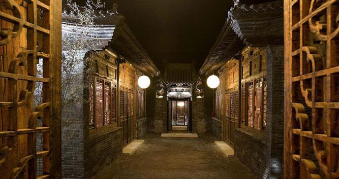 Pingyao ancient back street 2 in Luxury China Travel