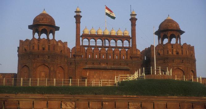 Ref Fort, Delhi, India