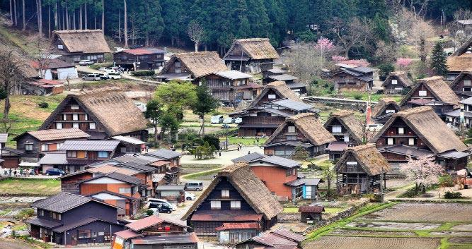 Shirakawa-Go - Luxury Japan Tours