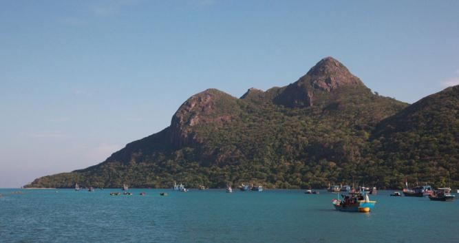 Hon Ba Island, Con Dao, Vietnam