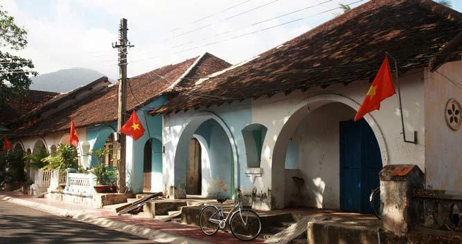 Con Son town, Con Dao, Vietnam