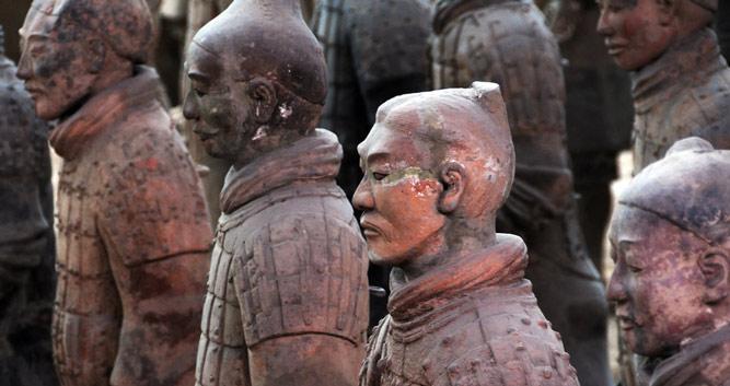 2. The Terracotta Warriors, Xian in Luxury China Travel