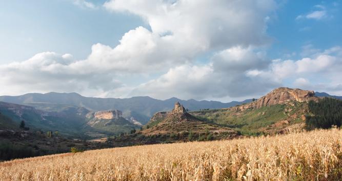 Tse'hlanyane National Park