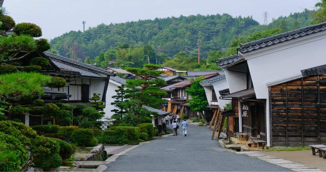 Tsumago-Kiso-Valley - Luxury Japan Tours