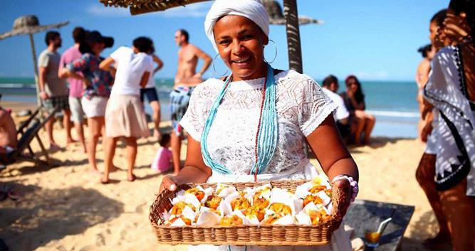 Traditional Bahian culture, Brazil