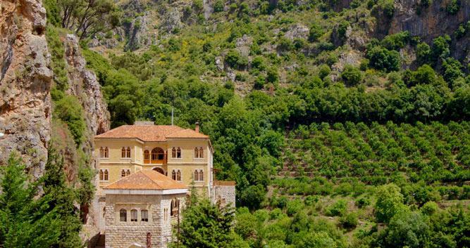 Wadi Qadisha