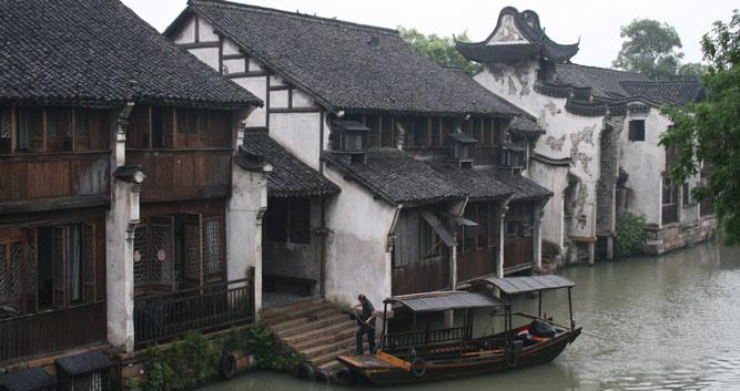 Wuzhen near Hangzhou, China in Luxury China Travel