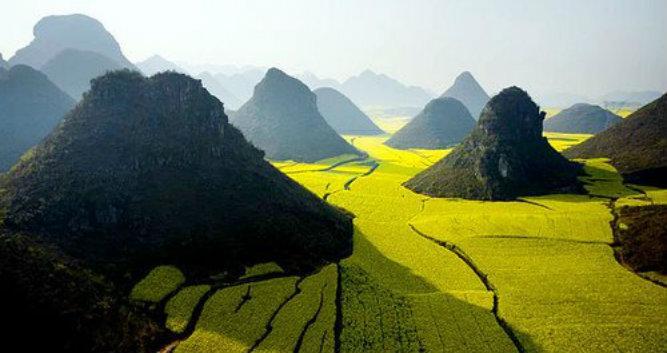 Karst scenery, Guilin, China