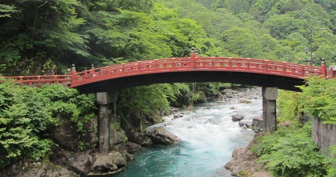 Bridge - Nikko - Luxury Japan Travel and Tours