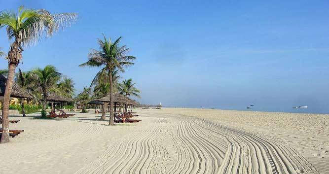 Hoi An beach, Hoi An, Vietnam