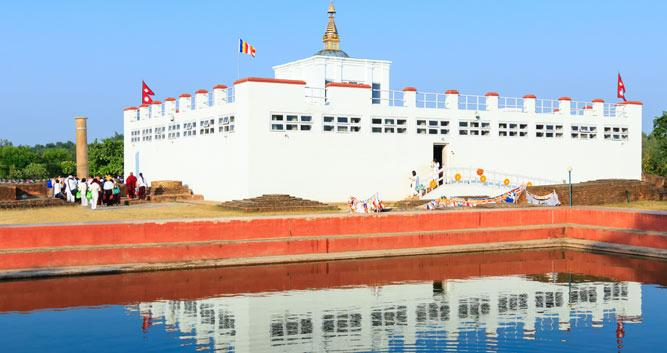 Lord-Buddha-birth-place-Lumbini - Luxury-Nepal-Holidays