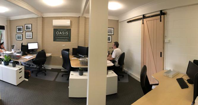 New office space 2