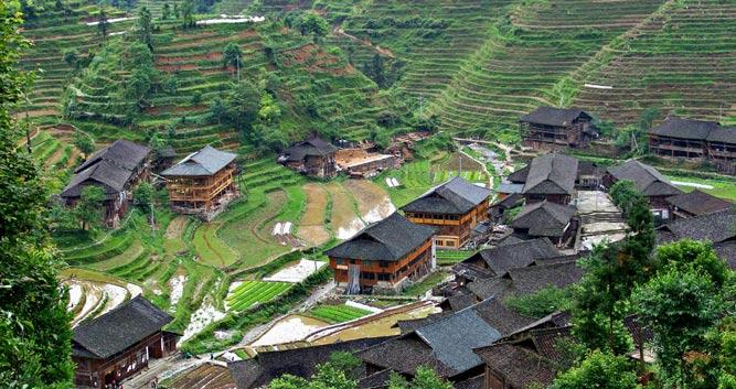 rural-village-near-Guilin-China
